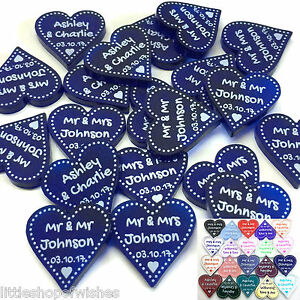 two hearts one love wedding decorations personalised mr amp mrs hearts wedding favours 8138