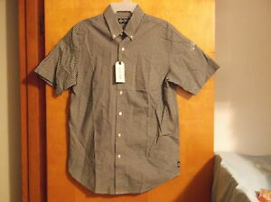 34 taglia Piccolo S Design Lead 36 Chaps s New Black casual Table Camicia zqOPZP