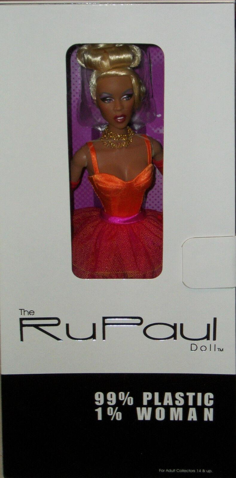 RuPaul drag queen carrera RuPaul's SUPERMODEL MUÑECA RuPauls figura Gay RU Paul Navidad