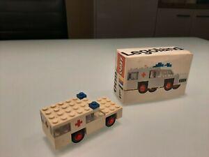 lego 600 ambulance legoland