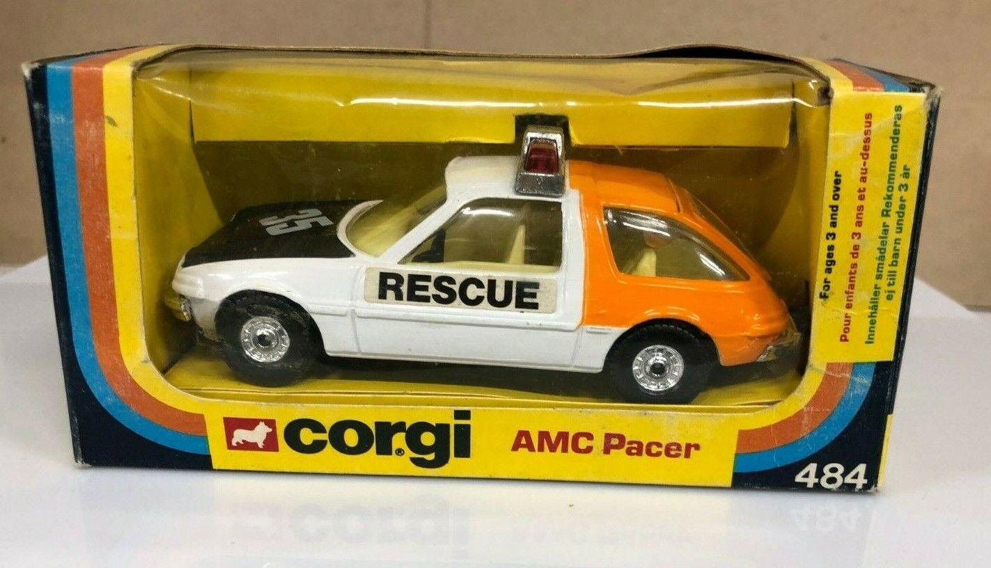 CORGI TOYS MODEL  No.484      AMC PACER RESCUE       3267