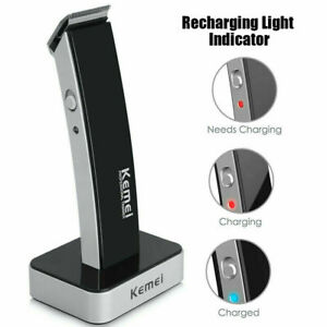 Easy-Use-Mens-Electric-Shaver-Set-Cool-Stylish-Hair-Clippers-Beard-Hair-cut-Kit
