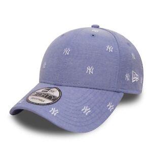 08e2d5ca2a9 NEW ERA WOMENS 9FORTY BASEBALL CAP.NEW YORK YANKEES MONOGRAM ALLOVER ...