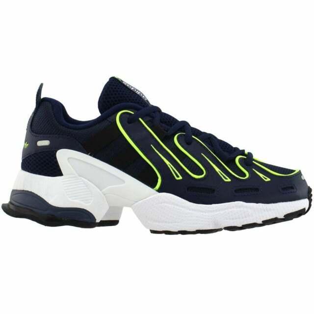 adidas EQT Gazelle DOODLE Sneaker Blue Yellow Shoe EE7527 Youth ...