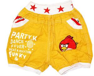 NUEVO-MUY-BONITO-Chicos-Cool-infantil-Elegante-Moda-Gaming-Angry-Birds-ESTRELLAS