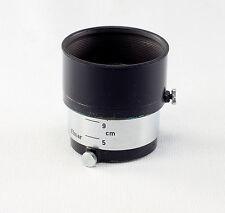Leica Sun Shade (Hood) FIKUS - Black and Chrome Version