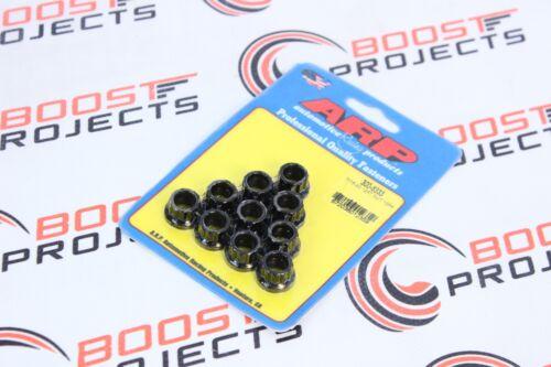 300-8333 * ARP 12-Point Nuts Black Oxide 7//16 in.-20 RH Thread