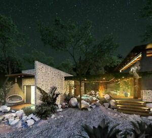 Casa en venta dentro de la naturaleza en Tulum Quintana Roo