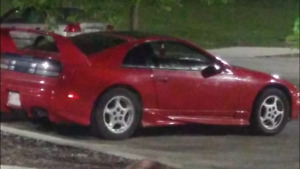 NISSAN TWIN TURBO 300zx RARE LOW KMs CAR LEFT HAND DRIVE POWER