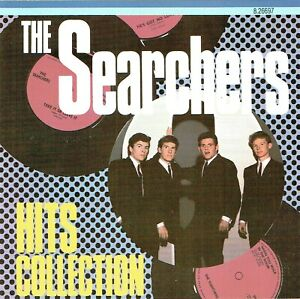 CD-The-Searchers-Hits-Collection-Needles-amp-Pins-Sweets-For-My-Sweet-u-a