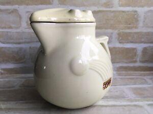 Original Vintage Australian Nilsen Npa Kookaburra Ceramic Electric Jug Kettle Ebay