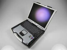 128GB SOLID STATE HD, PANASONIC TOUGHBOOK CF-29 INDUSTRIAL RUGGED LAPTOP, WIFI