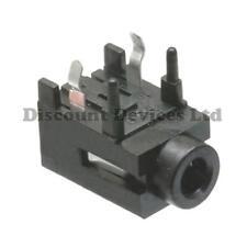 3.5mm Mono PCB Mount Jack Socket (No Switch)