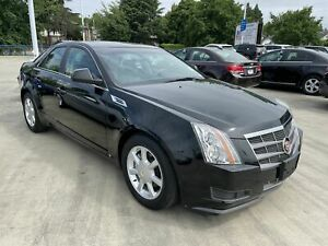 2009 Cadillac CTS Only 68.000 km one owner