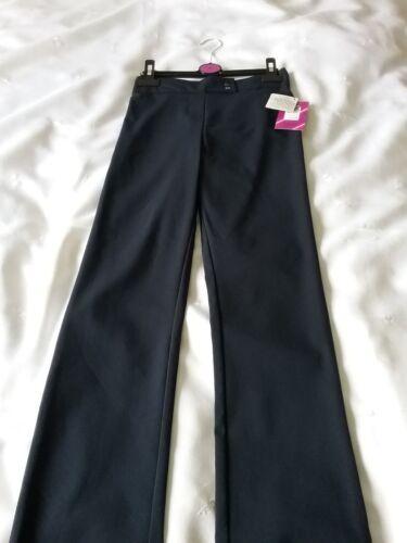 John Lewis brand new girls school wear trousers in navy age 9 years