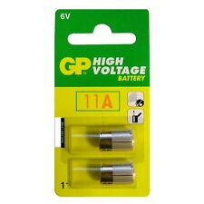 5 x GP 11A 6V Battery MN11 GP11A A11 E11A L1016