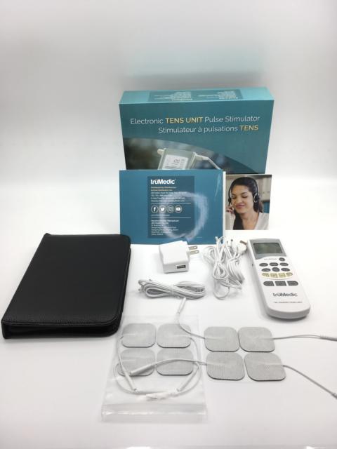 Electronic Tens Pulse Stimulator