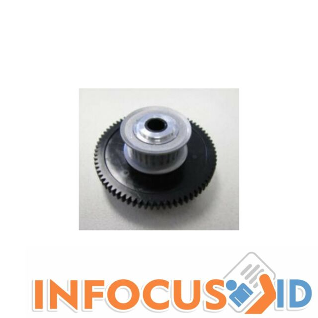 Refurbished Fargo Genuine Combo-Pulley/spur gears for HDP5000 - D910452