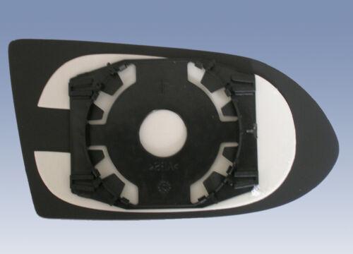 Specchio retrovisore OPEL Zafira fino 09//2005 piastra vetro sinistro asferico