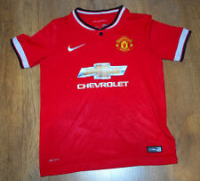 Nike Manchester United 2014/2015 home shirt (For age 10/12)