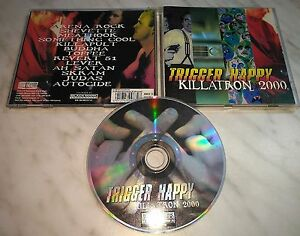 CD-TRIGGER-HAPPY-KILLATRON-2000