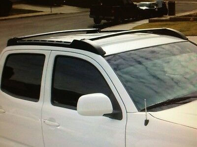Toyota Tacoma Roof Rack Double Cab >> 2005 2019 Tacoma Roof Rack Double Cab Only Genuine Factory Oem Pt278 35170 Ebay
