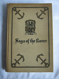 The-Saga-of-the-Rover-by-Thomas-Raddall-amp-CHL-Jones-Signed-Limited-Printing