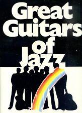 GREAT GUITARS OF JAZZ tal farlow HOWARD ROBERTS oscar moore HERB ELLIS e.a. LP