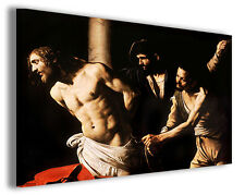Quadro moderno Caravaggio vol V stampa su tela canvas pittori famosi