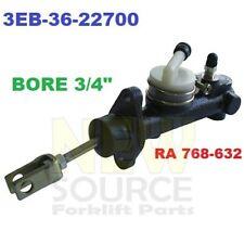 3eb 36 22700 Brake Master Cylinder For Komatsu 768 634 768 632 For Raymond Rf060