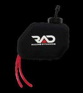 Rad RACING DYNAMICS Carburant Réservoir D/'essence 1.5 L pour goped Noir Go PED GSR lignes Cap