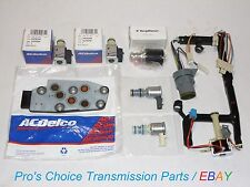 Solenoid Kit Pressure Switch Manifold & Harness--1996-2002 4L60E Transmissions