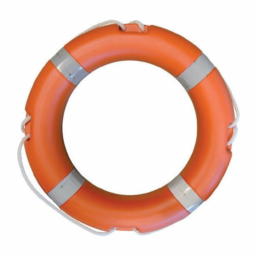 BUOY CROWN orange SOLAS Ø 630MM