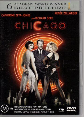 1 of 1 - Chicago (DVD, 2003)........sc3