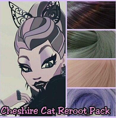 Ever After High Hopper Boy Doll Re-root Pack Nylon Hair Kit for OOAK Custom