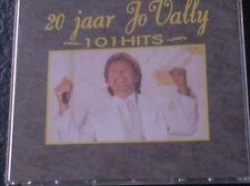 JO VALLY - 20 JAAR JO VALLY - 101 Hits (Beste van / best of  5 CD Box - 1999)
