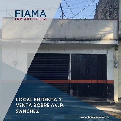 LOCAL COMERCIAL EN RENTA Y VENTA SOBRE AV. P. SANCHEZ (HE)
