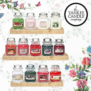 Yankee-Candle-Wax-Scented-Jars-Classic-104g-Fragrance-Scent-40-Hours-Burn-Time