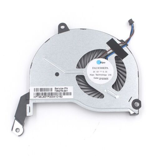 732068-001 HP Pavilion 15-N052SH 15-F 14-N 15-N CPU Cooling Fan Laptop Cooler