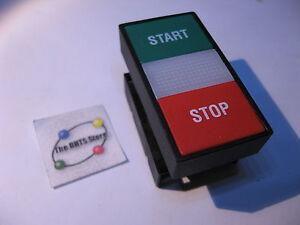 Lovato-8LP2TB7133-Panel-Push-Button-Momentary-START-STOP-Light-NOS-Qty-1