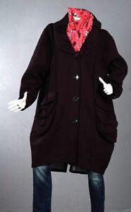 2 Jacke 56 Mantel Pullover Überwurf Cape Poncho Traumhafte Wolljacke 113 aqn8x4zHE