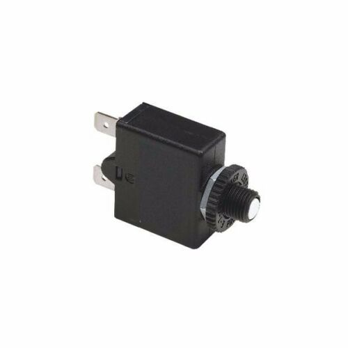 Boat Marine Auto RV 30 Amp Push to Reset Current Flow Circuit Breaker