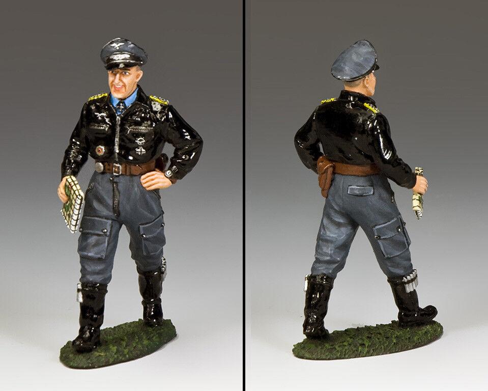 KING AND COUNTRY LUFTWAFFE Major Hermann Graf LW65 LW065