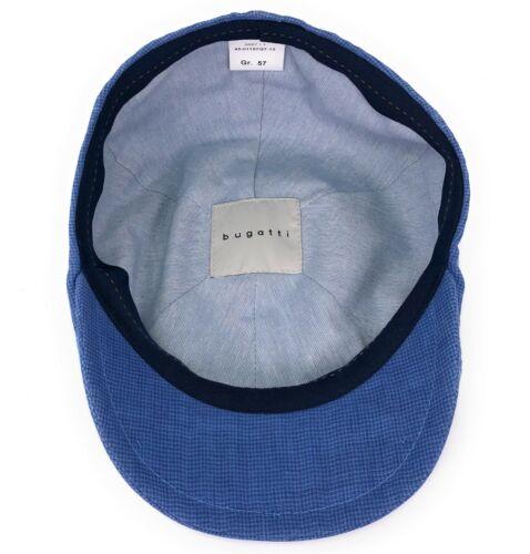 Schiebermütze bugatti Herren Damen Flatcap Kappe Schildmütze Gatsby Cap Mütze