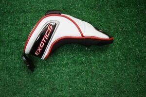 Tour-Edge-Golf-Exotics-E8-Hybride-Golf-un-Couvre-Bois-Tete-Housse-tres-bon