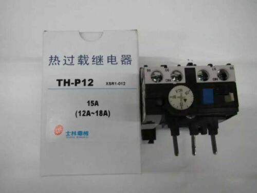 New   Shihlin  TH-P12 12-18A  Thermal  overload  relay   free shipping /&R1