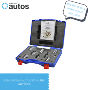 Details about Solenoid Cleaning Tool Kit for Aisin Warner SL