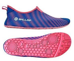 Ballop Chaussures Skin Fit Ray Rose. Enfants, Femmes Pieds Nus Chaussures Spandex. Flops-afficher Le Titre D'origine