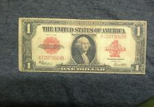 1923..$1.00..RED SEAL■LEGAL TENDER■(Fr#40)■NICE NOTE■MAKE OFFER■SN#A72979668A