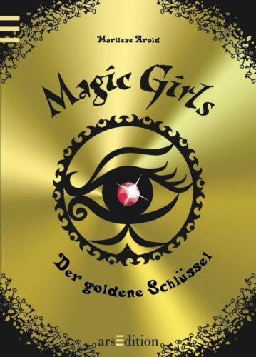 1 von 1 - Magic Girls Band 10: Der goldene Schlüssel  ►►►UNGELESEN ° von Marliese Arold °